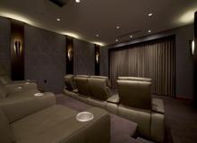 Custom Home Theatre